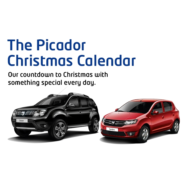 Christmas is coming to Picador Dacia