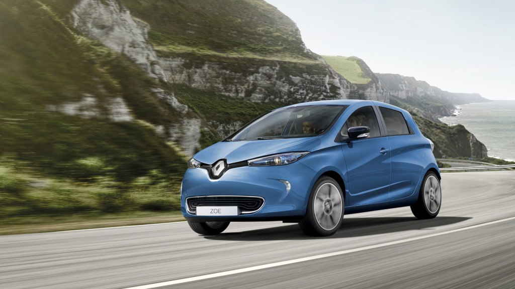 ENHANCED 2018 RENAULT ZOE OFFERS ANNOUNCED