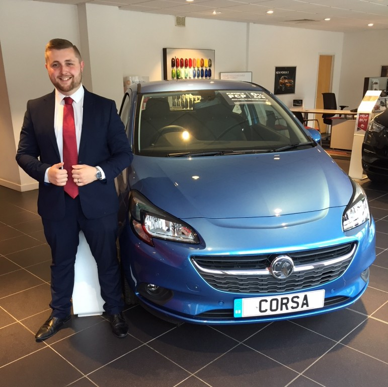 New Sales Manager arrives at Picador Vauxhall Lyndhurst
