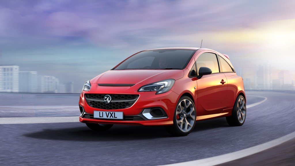 Vauxhall announces pricing for new Corsa GSI