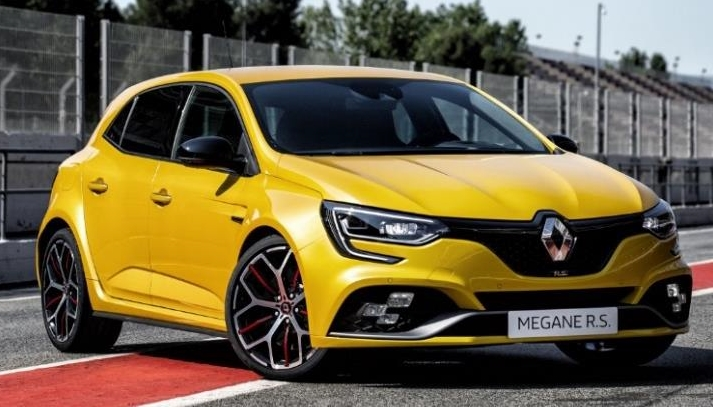 INTRODUCING THE RENAULT MEGANE RS TROPHY