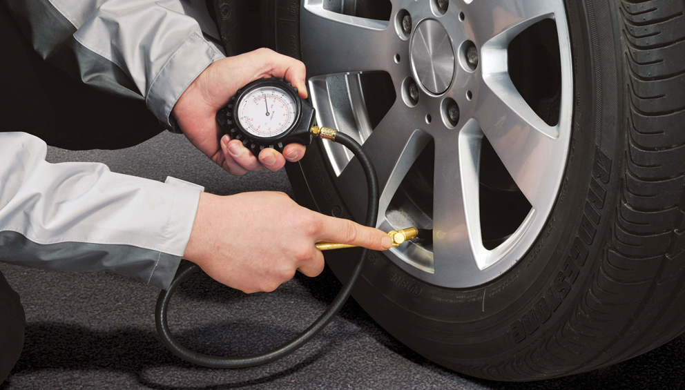 Tyre Pressure warnings this time of year