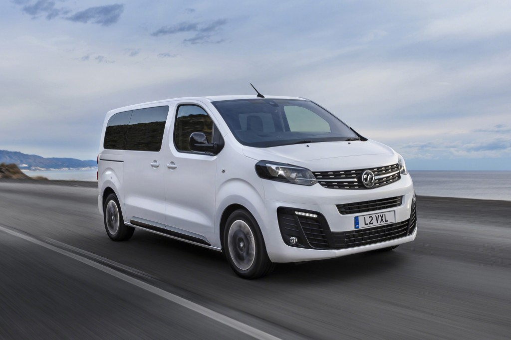 VAUXHALL REVEALS ALL-NEW BRITISH-BUILT VIVARO LIFE