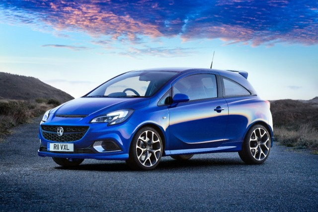 Vauxhall to launch New Corsa VXR at Geneva....