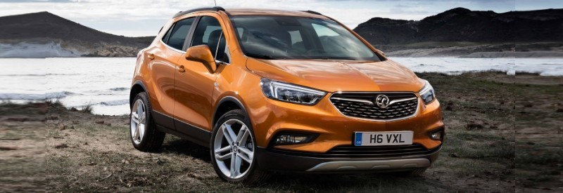 The Vauxhall Mokka X has landed at Picador!