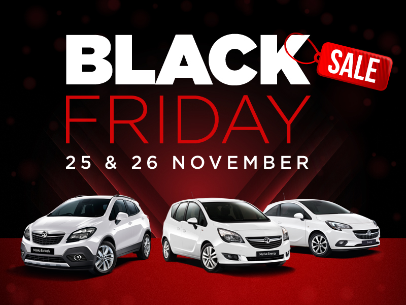 Picador Vauxhall goes black this Friday!