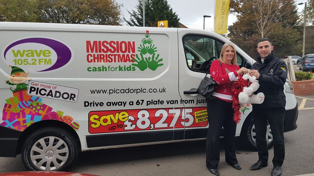 Picador to deliver Christmas cheer with Wave 105