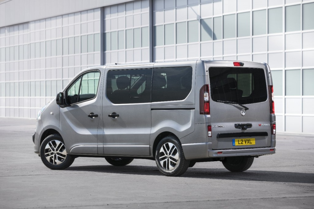 New Vivaro Tourer Elite is revealed