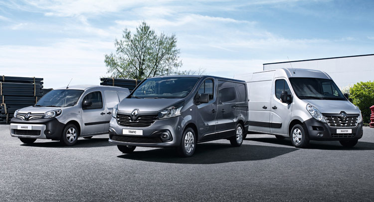 New commercial vehicle offers at Picador Renault Southampton