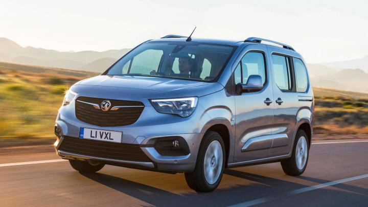 Combo Life to join the Vauxhall range