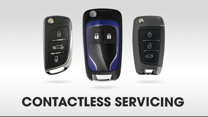 Contactless Servicing