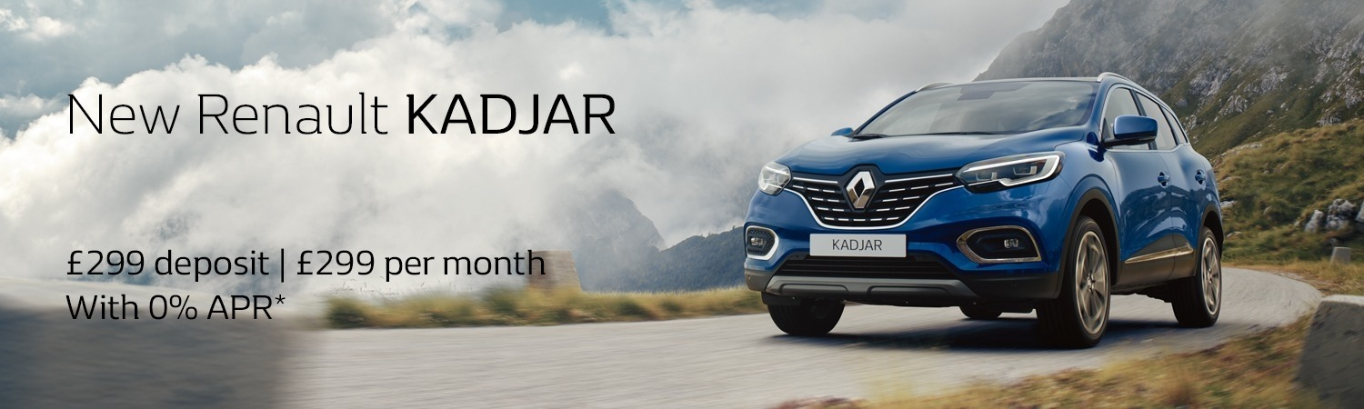 Dacia Sandero Stepway from just £109 at Picador