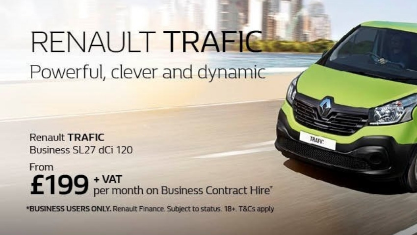 Renault  Business Offer