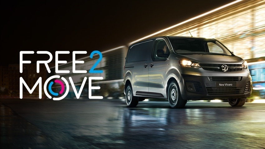 FREE2Move Business leasing